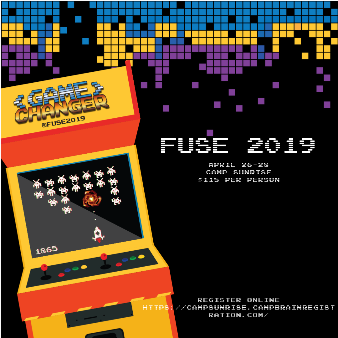FUSE Youth Camp – Game Changer!